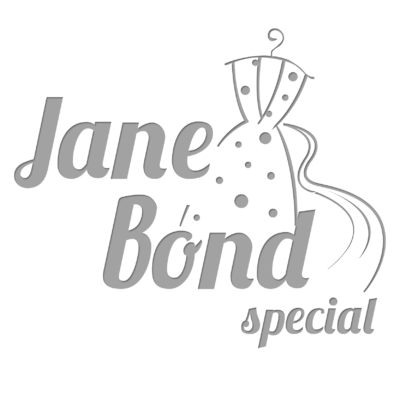 Wedding Factory Praha Jane Bond Logo