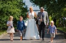 Svatba v anglickém stylu