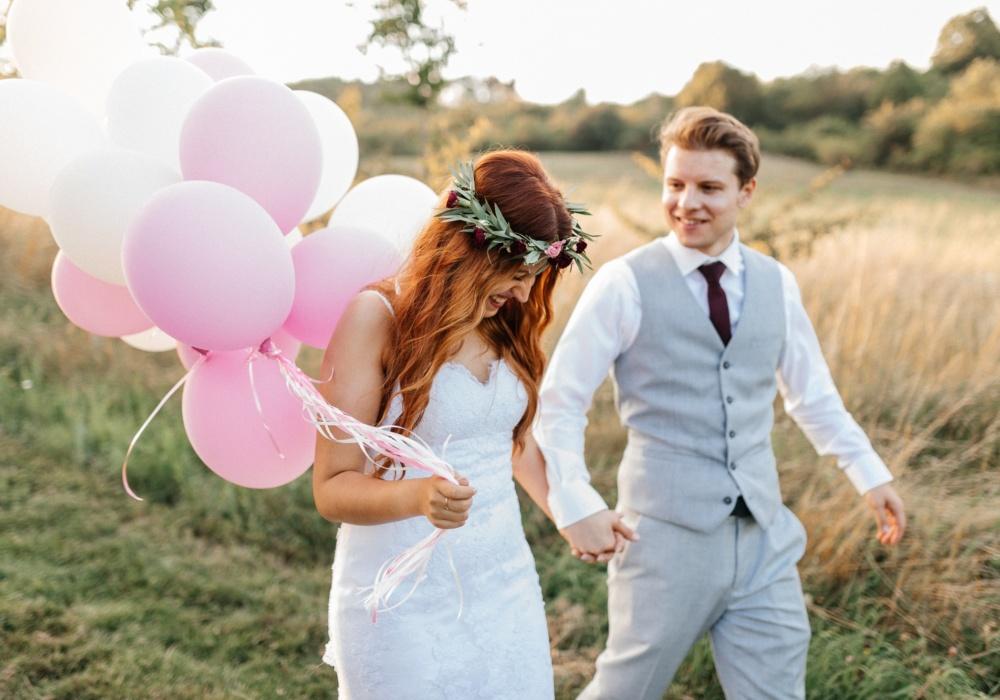 Svatba v Praze Katka a Josef