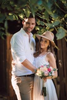 svatba na louce