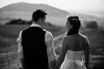 svatba za měsíc