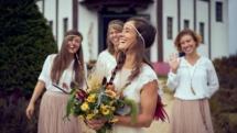 indiánská svatba