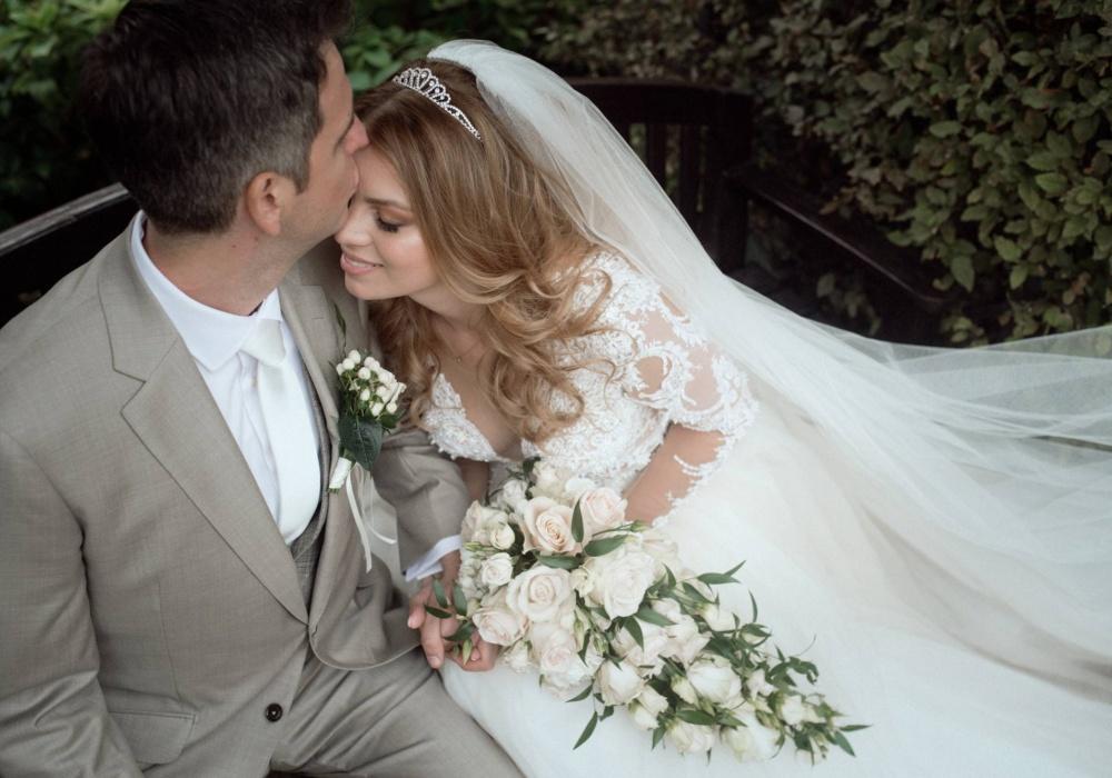 svatba v praze