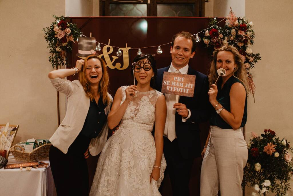 svatební agentura praha - laura a kuba