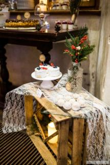 Svatba o Vánocích v Praze