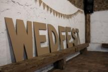 svatba jako hudební festival